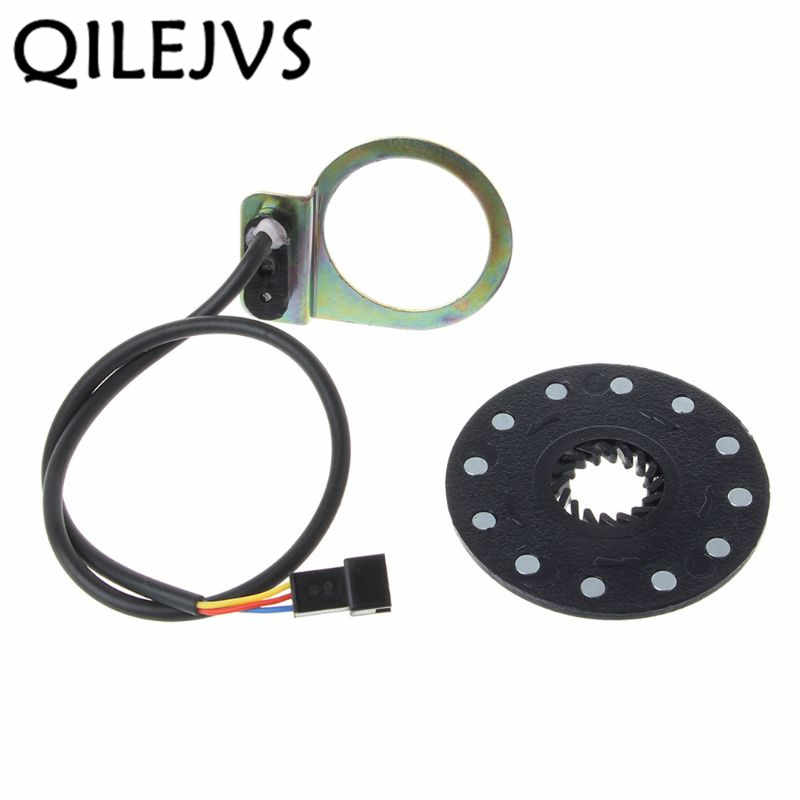 Pulse Vehicle Power Assist Sensor E-Bike Lithium Battery Electric Bicycle Booster Standard 12 Magnetic 35cm Line Length