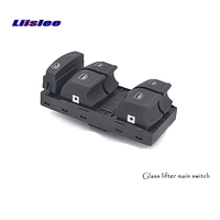 Liislee For Audi A6 C5 Q7 Glass lift main switch Accessories Window Master Switch Lift button left front