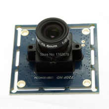 720 P OV9712 cmos модуль камеры с 2.1 мм объектив, мини usb камера для android tablet ELP-USB100W03M-L21