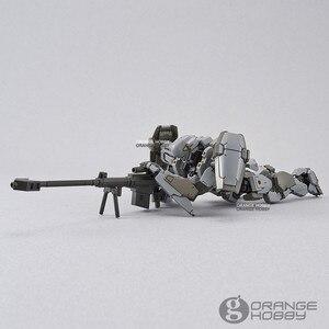 Image 5 - جهاز رعب معدني بالكامل OHS بانداي 1/60 M9 من العلامة التجارية Gernsback Ver. مجموعة النماذج البلاستيكية للتجميع الرابع
