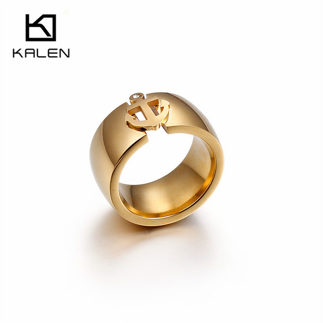 line Shop Kalen New Arrivals Indian Gold Finger Rings For Women