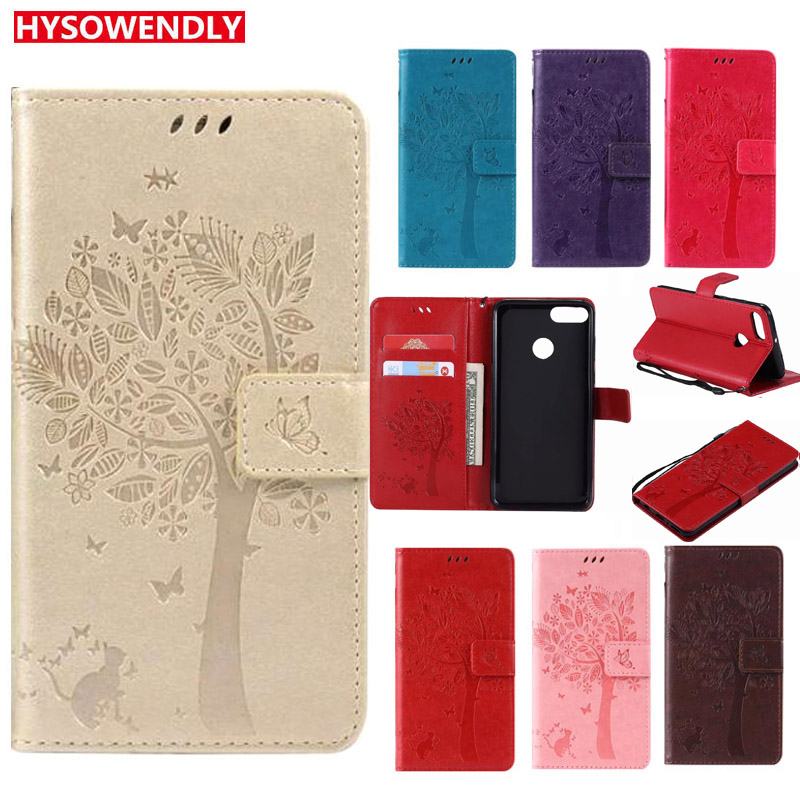 HYSOWENDLY Luxury Retro Pattern PU Leather Flip Wallet Cover Phone Cases For Asus ZenFone Go ZB551KL 5.5 Full Protect Back Skins