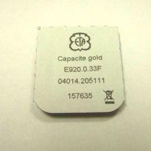 Перезаряжаемая батарея 920 retina ETA 205,111 конденсатор движения 2,4 v 0,33