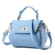 2017 Women Messenger Bags Cross Body Brands Female Handbags Designer Bolsas Leather Bags Ladies High Quality