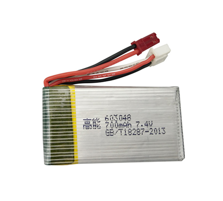 Global selling aircraft parts MJX X600 X601H helicopter spare parts 7.4V 700mah lithium battery 603048 battery original accessories mjx b3 bugs 3 rc quadcopter spare parts b3 024 2 4g controller transmitter