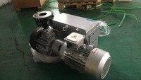 XD 160 чугунный роторный лопастный вакуумный насос одноступенчатый всасывающий насос