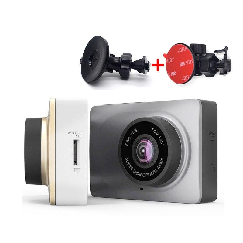 Original Upgrade International Edition Smart Car DVR Camera Wifi 165 degree Dash Cam 1080 P 60fps 2.7 inch for Android & iOS