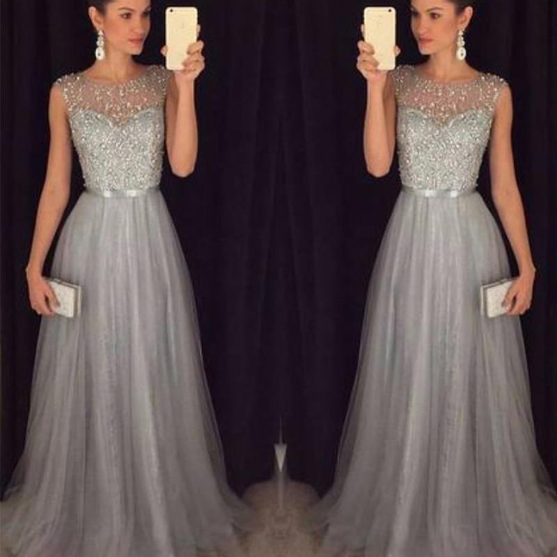 fashion sequin patchwork dress