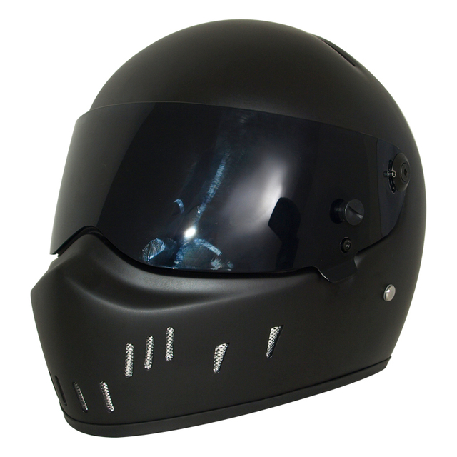 Full Face Cruiser Helmets >> Cruiser Motorcycle Star Wars Predator Helmet Full Face Motorcross
