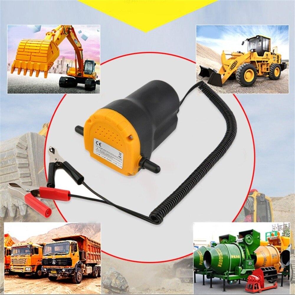 12V Horizontal Oil Extractor Pump Oil Pump Oil Change Engine Oil Pump J20C21
