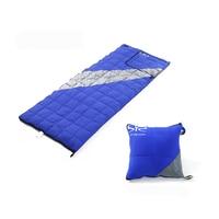 Outdoor adult seasons sleeping bag ultra light down thickening camping travel indoor naps sleeping bag