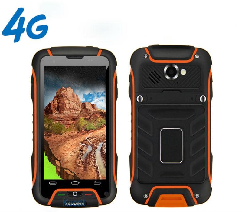 Original HG03 IP68 Teléfono Android Resistente A Prueba de agua 4G LTE Smartphon