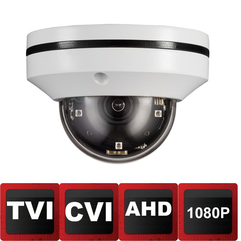 New AHD TVI CVI CVBS 1080P Mini IR PTZ Night Vision Zoom Dome Camera Zoom Lens Dome Camera With 3x Optical Zoom 2MP Motorized 1080p 4 in 1 ir bullet ptz camera ahd tvi cvi cvbs output 4x motorized surveillance mini ptz camera