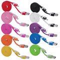 Inexpensive Micro USB Charging Cable for Android Mobile Phone 1m colorful Data Sync Micro USB Cable for xiaomi huawei samsung LG