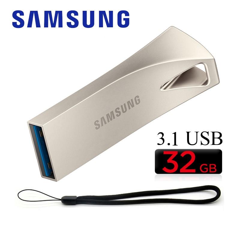 SAMSUNG 3 1 USB Flash Drive 256GB ULTRA FLAIR Memory Stick Pen Drives Pendrive Flashdisk U