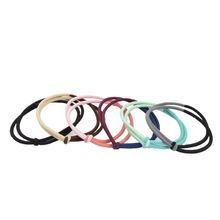 New 5 PCS/set Candy Color Little Girl Elastic Hair Bands Ring Rope Headwear Hair Styling Accessories Special Offer