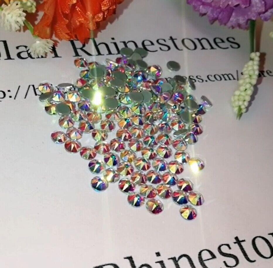 2078 cut  hotfix  rhinestone crystal ab (4)