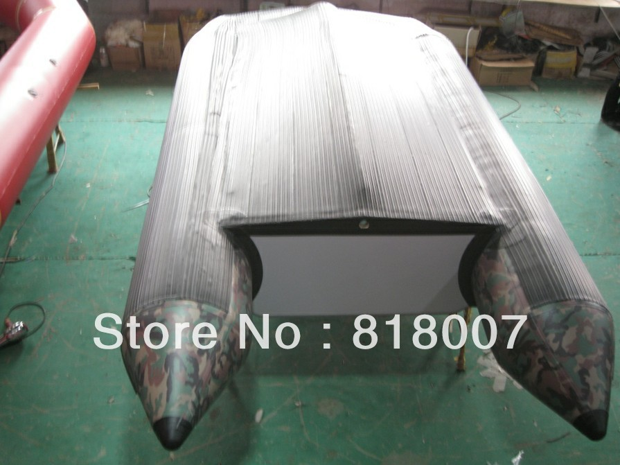По морю: Goethe алюминиевый пол лодка с ароматом в камуфляж GTS430
