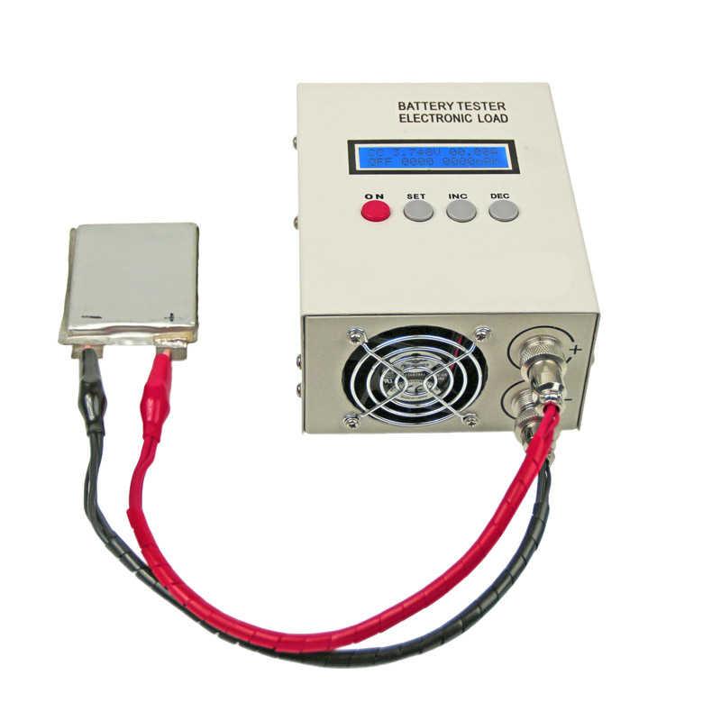 EBC-A20 tester baterii 30V 20A 85W akumulatory litowe pojemność Test 5A ładowanie 20A rozładowanie wsparcie sterowanie oprogramowaniem PC