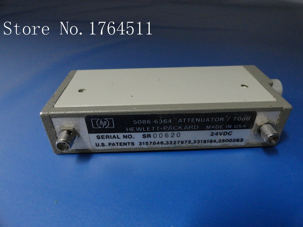 [BELLA] Original 5086-6364 DC-18GHZ Programmable Step Attenuator 70dB