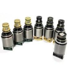 Электромагнит коробки передач (7X) комплект 6HP19/26/32 1068298045 для BMW X3 X5/Audi A6 A8