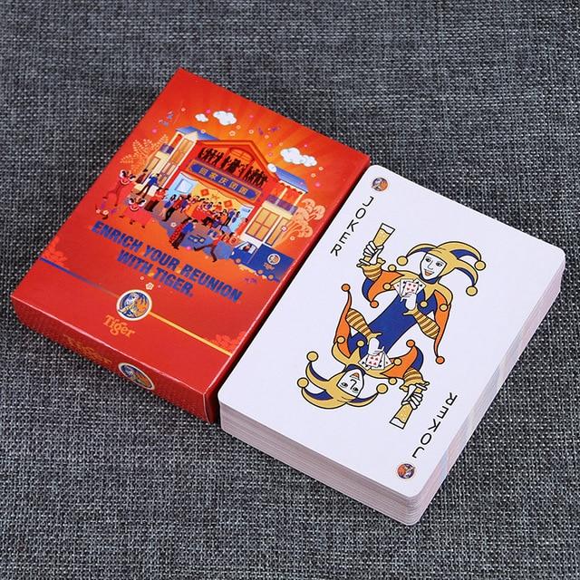 Venta Caliente Durable Impermeable Poker Plastico Naipes De Poquer