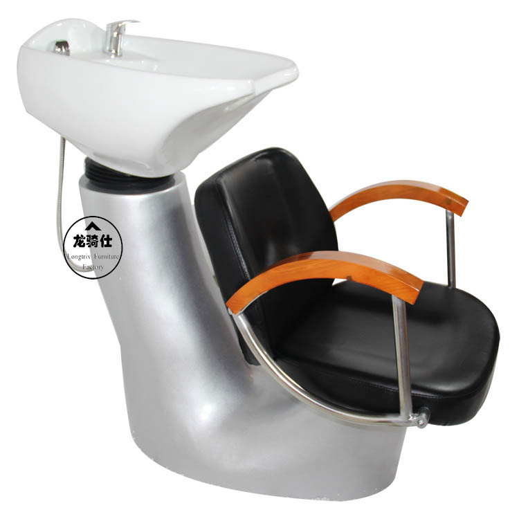 Shampoo Bed. Barber Chair. Hairdressing Bed. Shampoo Chair
