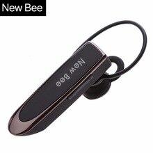 Nueva Abeja Auricular Bluetooth Inalámbrico de Alta Capacidad Batería Para Auriculares Bluetooth Headset Auricular Manos Libres en el Coche para el Teléfono