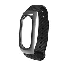 TPE Wristband Business Style Strap Bracelet For Xiaomi Mi Band 2 Hot Selling Futural Digital JUN22