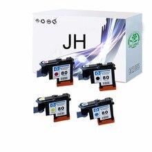 JH C4820A C4821A C4822A C4823A printhead For HP80 Designjet 1000 1050c 1055 Ink Cartridge print Head for hp 80 cartridge