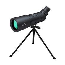 Professional Monocular 20X60 Zoom Hunting Bird Watching Telescope Optical Glass Night Vision Binoculars Spyglass Opera Monocle