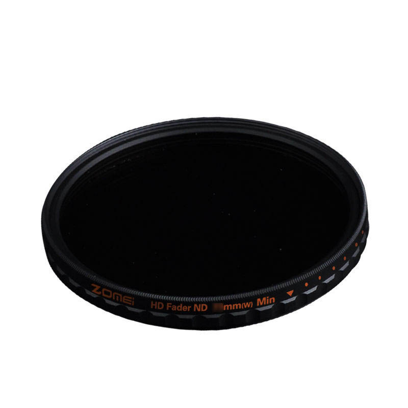 Zomei 52/58/67/72/77 / 82mm PRO Slanke HD ND2-400 Fader ND Filter - Camera en foto - Foto 5