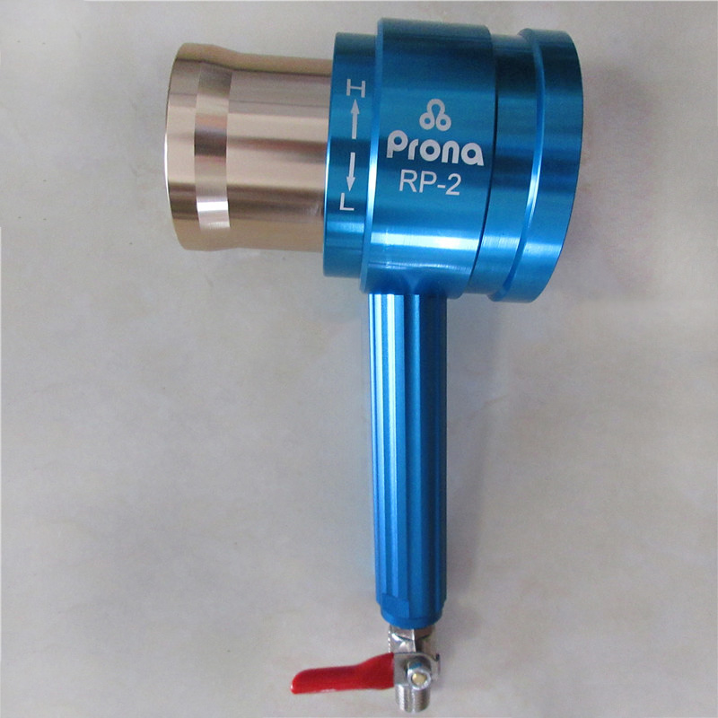 Paint drying gun,Prona RP-2 water and oil base blower,air gun paint drier,waterborne paints accelerated drying of surfaces discrete invariants of curves and surfaces