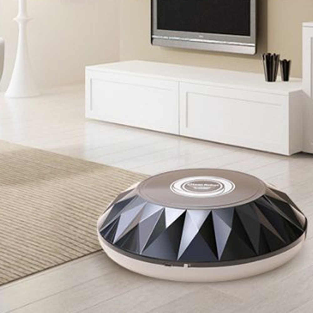 Intelligent Sweep Robot Machine Automatically Sweeping