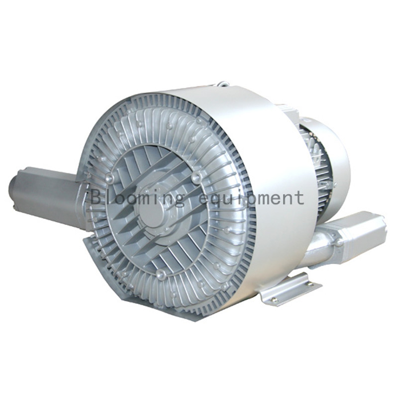 2RB720 7HH37 43KW/4.8KW high pressure industrial air blower/vacuum pump for CNC machine