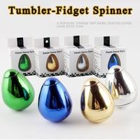 Cool Tumbler Fidget Spinner Metal Spinning Top Beyblade Adult Office Stress Finger Toy For Children Hand