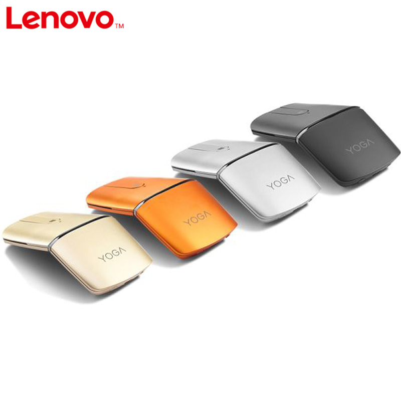Lenovo Wireless Yoga office games Mouse gaming mouse foldable mouse bluetooth for computer MAC PC Laptop