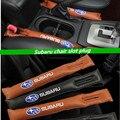 1 pcs Assento de Carro Almofada À Prova de Fugas Para Subaru Forester Outback Legado Impreza XV BRZ