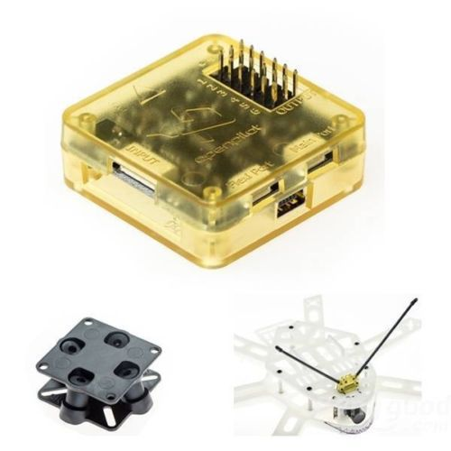 LHI 32 Bits Processor CC3D Openpilot Open Source Flight Controller FVP With  Shell for RC drone frame
