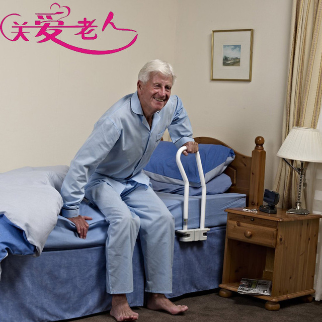 Online Shop Bed assist handle elder bed safety rail bed grab bar ...