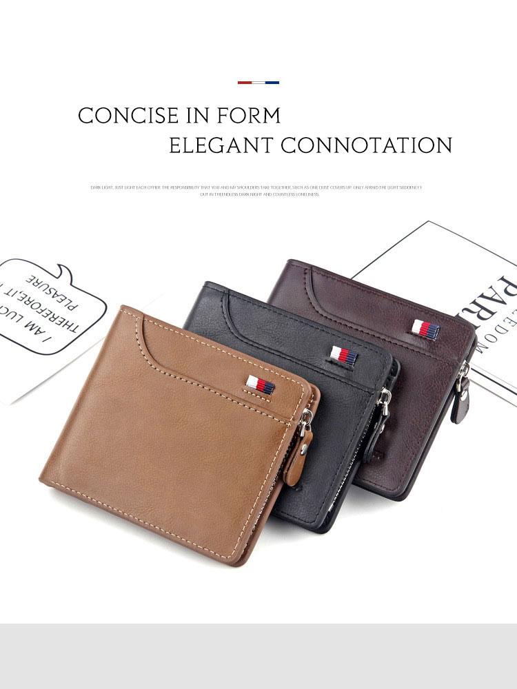 HTB1bphVOrPpK1RjSZFFq6y5PpXan - NO.ONEPAUL Leather Slim Wallets Mini Wallets Magic Card Holder Men Wallets Money Bag Male Vintage Black Short Purse Small