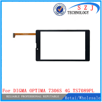 New 7 Inch Touch Screen For DIGMA OPTIMA 7306S 4G TS7089PL Tablet Touch Panel Digitizer Glass