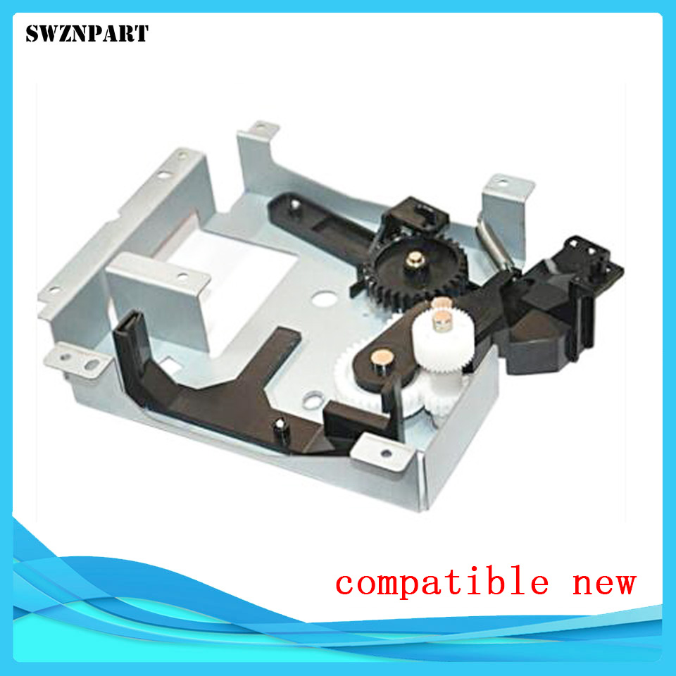 new Fixing Drive Gear Assembly For HP 5200 5200N 5200LX 5200L HP5200 Fuser Gear Assembly SWING ARM ASSY  RC1-7401-000 RC1-7401 compatible new fuser gear for hp 4250 4300 4350 rc1 3325 000 rc1 3324 000 10 pcs per lot