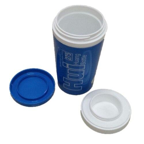 275 ML Tee Kaffee Kunststoff Tasse isoliert Becher Wasser Flasche ...