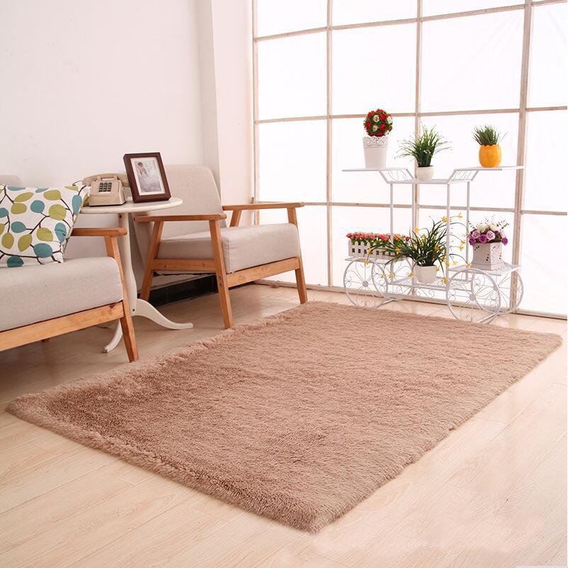 weichen rosa teppich-kaufen billigweichen rosa teppich partien aus ... - Wohnzimmer Rosa Beige