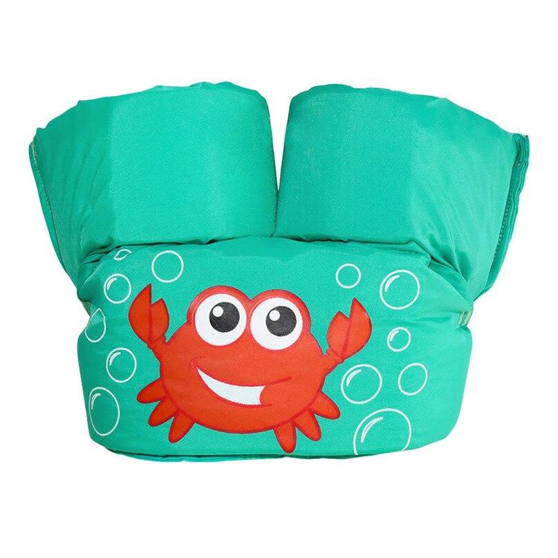 8733fbbd2fd8f Детский спасательный жилет, кольцо для плавания, детский надувной  спасательный жилет, базовая Спасательная куртка