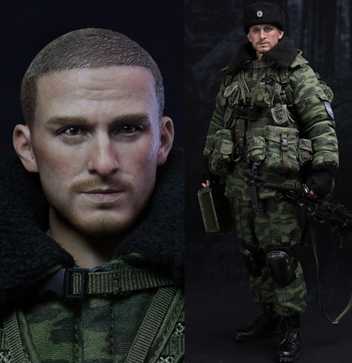 1/6 scale Military figure doll RUSSIAN AIRBORNE TROOPS PKP MACHINE GUNNER.12 action figures doll.Collectible figure model toy fashion polarized steampunk goggles sunglasses women men vintage brand designer sun glasses ladies for male female oculos yq240