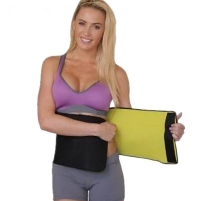 Exercise abdomen waist belt body corset belt waist corset sweat Waist Support