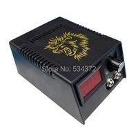 Profesional de los suministros de león por mayor LCD tatuaje fuente de alimentación
