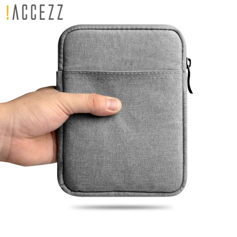 ACCEZZ Cotton 6inch Tablet Sleeve Bag Cover Funda For Amazon Kindle Paperwhite 1 2 3 Shockproof Full Protective Pouch Thick CaseACCEZZ Cotton 6inch Tablet Sleeve Bag Cover Funda For Amazon Kindle Paperwhite 1 2 3 Shockproof Full Protective Pouch Thick Case
